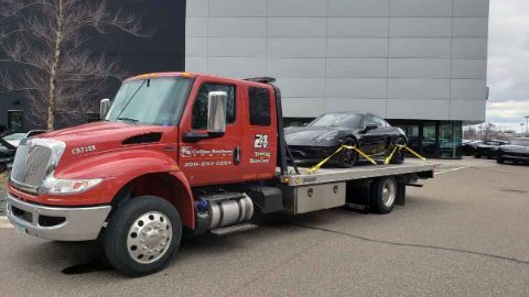 Local Towing Service St Cloud & Central MN